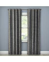 Light Block Curtains On Sale Now 15 Tara Stripe Light Blocking Curtain Panel Gray