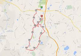 Nyc Marathon Route Map by Dutchess County Classic Half Marathon World U0027s Marathons
