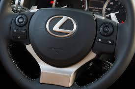 lexus is250 japan spec 2015 lexus is tweaked gains siri integration