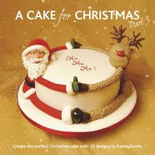 147 best christmas cake images on pinterest christmas cakes