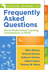 concise answers to frequently asked questions about professional