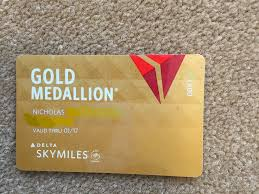 delta gold business card what s a status run and should you book one one mile at a time