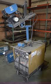 hobart mega flex 450 rvs welder item l3358 sold august