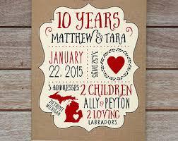 ten year anniversary ideas 25 ten year wedding anniversary gift ideas navokal