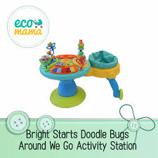 bright starts doodle bugs around we go prijs ecomama indonesia bright starts doodle bugs around we go
