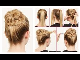 step by step hairstyles for long hair with bangs and curls beautiful easy hairstyles step by step beautiful hairstyles