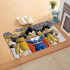 w620 1 custom dragon ball z anime watercolor painting doormat home
