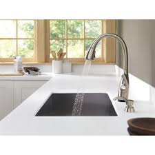Kitchen Faucet Ratings Consumer Reports by Dominic Single Handle Pull Down Sprayer Kitchen Faucet With