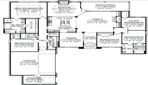 5 bedroom house plans 1 story 1 story 5 bedroom house plans story square house plans 1 story 5
