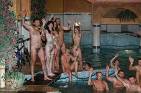 nudist rec center relaxation^|family nudism