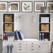 built in hallway cabinets hallway storage for practical entrances ideal home