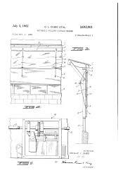 What Is Curtain Raiser Patent Us3042001 Automatic Poultry Curtain Raiser Google Patents