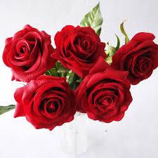 Rose Home Decor Flowers Hotel Promotion Shop For Promotional Flowers Hotel On
