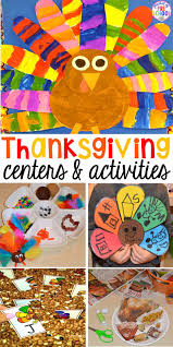 kindergarten thanksgiving lessons thanksgiving themed activities and centers for preschool pre k