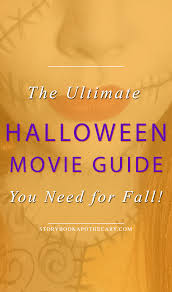 the ultimate halloween movie guide storybook apothecary