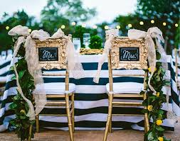 wedding chair signs 39 and groom chair ideas brit co
