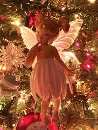 2015 fairy messengers fairy surprise gold hallmark ornaments