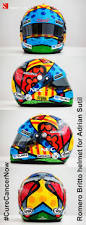 motocross helmet painting 35 best helments images on pinterest motocross helmets riding