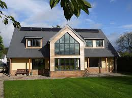 The  Best Self Build Houses Ideas On Pinterest Self Build - Rural homes designs