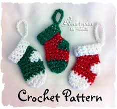 best picture of christmas stocking ornament pattern all can