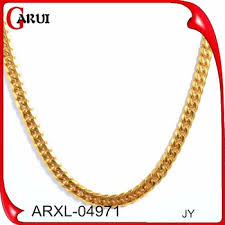 necklace gold men images Saudi gold necklace for men long necklace silver long chain gold jpg