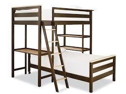 smartstuff furniture myroom metal loft bunk bed twin