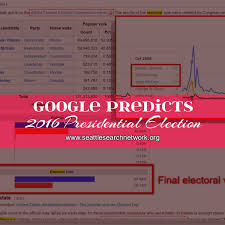 Presidential Election 2016 Predictions By State Html by Google Predicts The 2016 Presidential Election Seattle Search