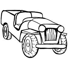 military jeep coloring page 25 jeep coloring pages printable free coloring pages part 2