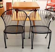 Mid Century Modern Patio Chairs Found In Ithaca Pair Of Mid Century Modern Patio Chairs 1960 S