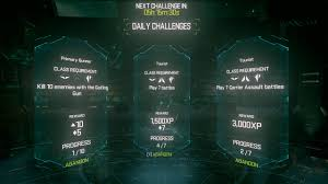 Challenge Explained Daily Challenges Explained Valkyrie Warzone