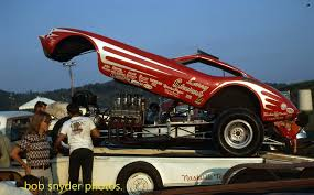 kellison funny car found and documented rod network
