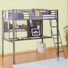 best twin size loft bed with desk u2013 home improvement 2017
