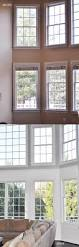 remodelaholic beginner tips and tricks for installing trim the additional white trim details around these window makes the whole bay window pop