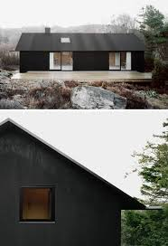 House Exterior Colors House Exterior Colors U2013 14 Modern Black Houses From Around The