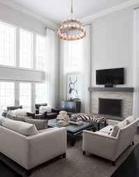 Best TWO STORY GREAT ROOMS Images On Pinterest Living Spaces - Two story family room decorating ideas