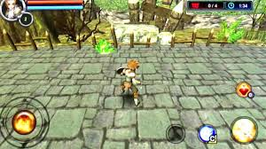 rpg for android 3d rpg heaven sword android gameplay