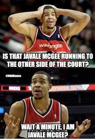 Javale Mcgee Memes - pin by elijah pierce on sports humor pinterest nba memes nba