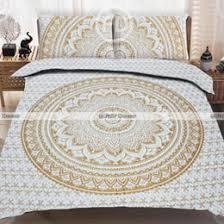 king mandala bedding and duvet covers set fairdecor com