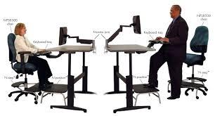 Benefits Of Standing Desk by Desk Adjustable Sitting To Standing Desk Wonderful Adjustable