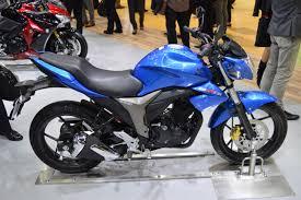 suzuki motorcycle 2015 suzuki gixxer profile at the 2015 tokyo motor show indian autos blog