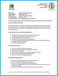 server resume template free bartender server resume template
