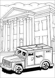 bank truck wheels coloring pages 3 wheels coloring pages 4