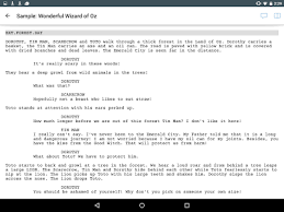 celtx script android apps on google play