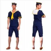 Navy Halloween Costume Popular Sailor Costumes Men Buy Cheap Sailor Costumes Men Lots