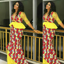 Design Styles 2017 Ankara Jeans Fashion Ankara Styles Ankara And African Fashion