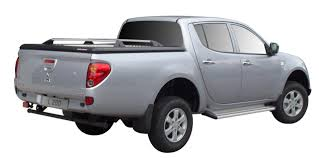 mitsubishi l200 single cab evo182 upstone aluminium tonneau cover mitsubishi l200 double