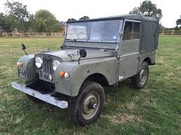 classic land rover 1951 land rover series 1 80inch in cars motorcycles u0026 vehicles