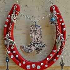 horseshoe christmas ornaments 218 best decorated horseshoes images on horseshoe