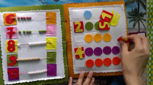 diy craft handmade quiet books for kids gift ideas for