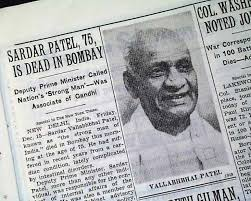 23 lesser known facts about sardar vallabhbhai patel the man who